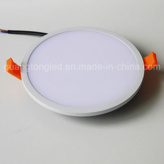 New Design Round LED Panel Light 8W With Inside Driver