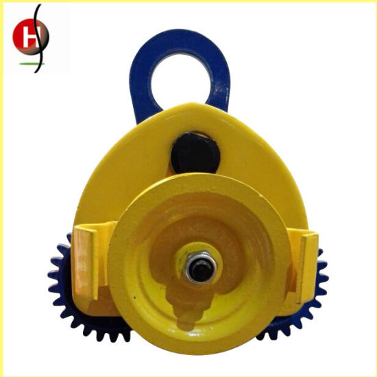 Hot Sale Good Quality 1t Manual Trolley for Chain Block and Electric Chain Hoist pictures & photos