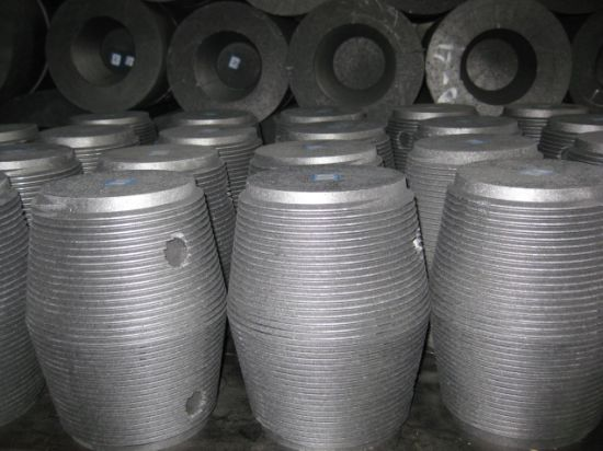 Manufacturer of Graphite Electrodes for Ladle Furnace pictures & photos