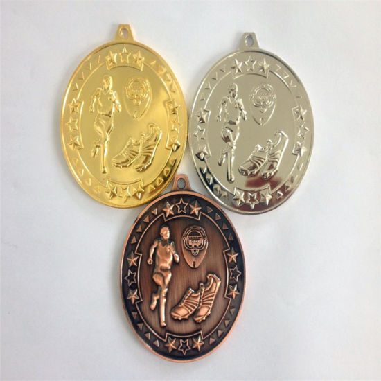 Wholesale Navy Medal for Award Gift Promotions Round Sports Toy Us Kids pictures & photos