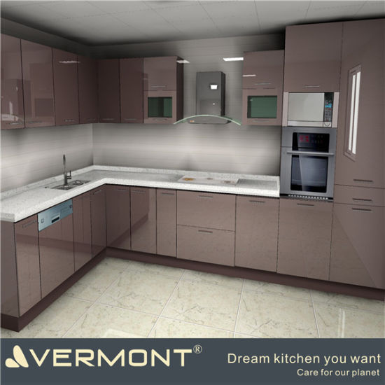 Modular Kitchen Cabinet Color Combinations China Wood