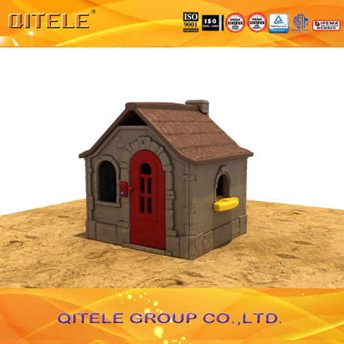Indoor Children Plastic Toy House (PT-002) pictures & photos