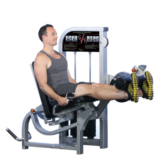Gym Equipment for Leg Curl/Extension (PF-1007) pictures & photos