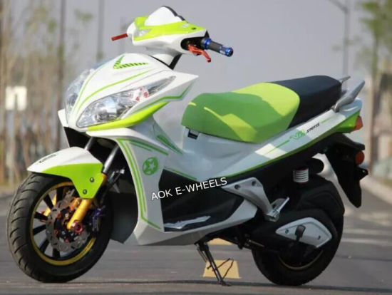 1500w Electric Motorcycle With Disk Brakes Em 004 Pictures Photos