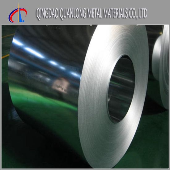 JIS G3321 55% Al-Zn Coated Galvalume Steel Coil pictures & photos
