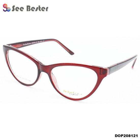f3fef027a4 China New Spectacles Design Acetate Women