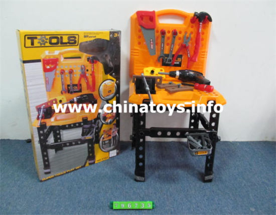 Cheap Educational Toys : China cheap plastic toys battery operated set tool toy 796735