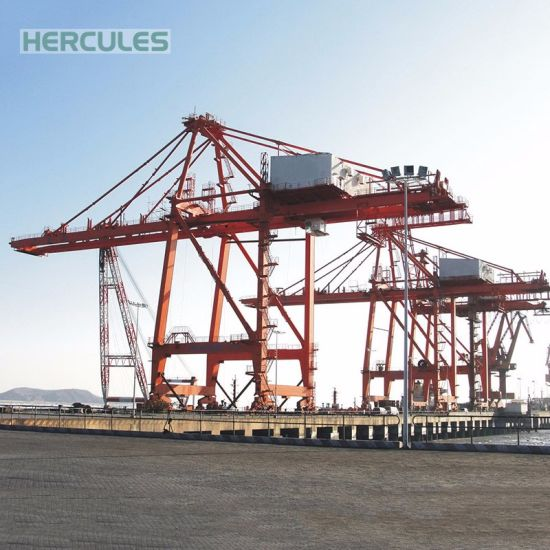 Professional Port Shipyard Mobile Luffing Jib Crane pictures & photos