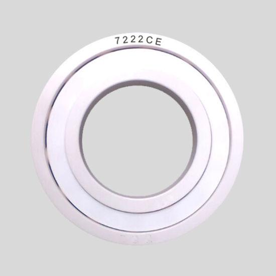 China Zirconia Ceramic Angular Contact Bearings 7000c