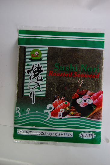 Roasted Seaweed Yaki Sushi Nori
