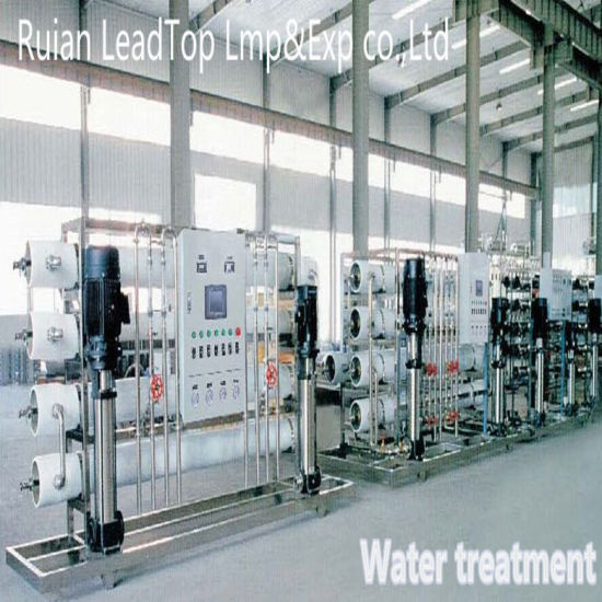 Automatic Injectable Distilled Water Machine