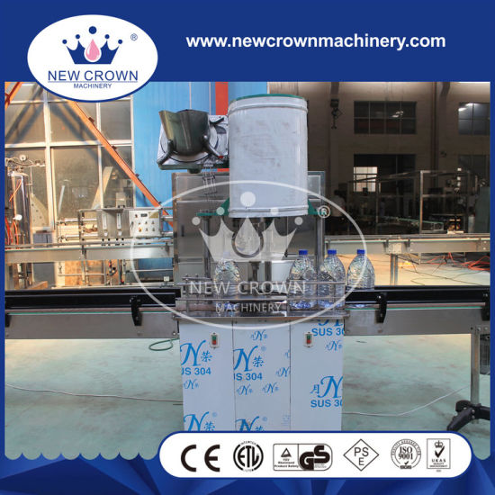 Linear Type Juice Filling Line/Juice Canning Line pictures & photos
