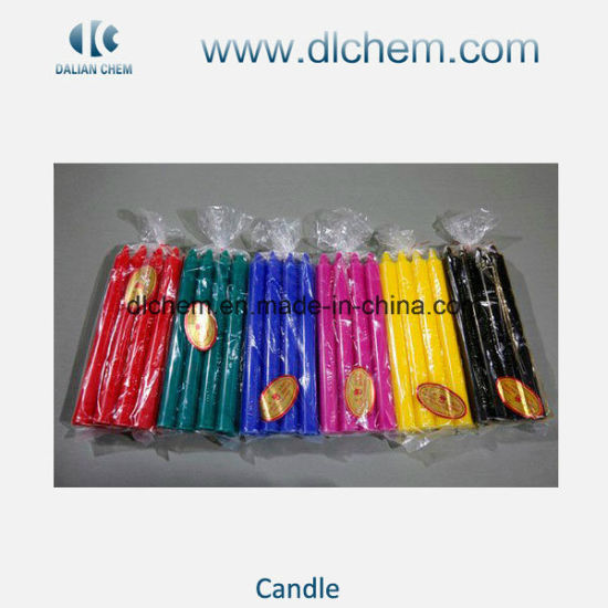 Christmas/Birthday Pillar Candles with Great Quality pictures & photos