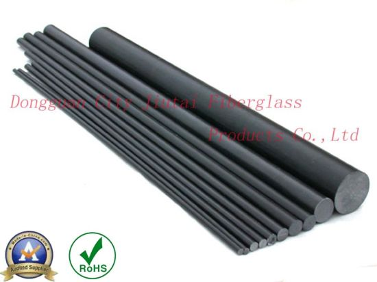 High Shock Resistance Carbon Fiber Rod pictures & photos