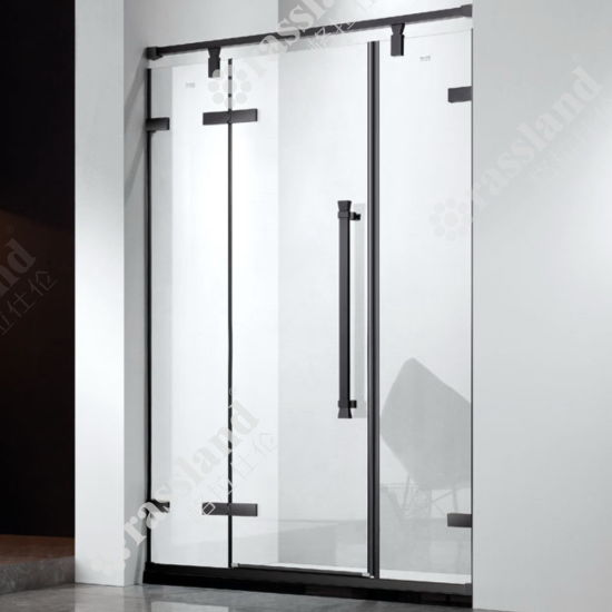G03p21L Wholesale Price High Grade 304SUS Sliding Glass Bathroom Luxury Shower Room