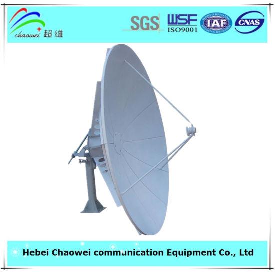 China Rx Outdoor Antenna Dish Satellite TV 3m - China Satellite Dish
