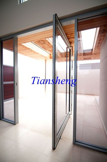 China Pivot Hinge Door And Pivot Entry Doors For Modern House Or