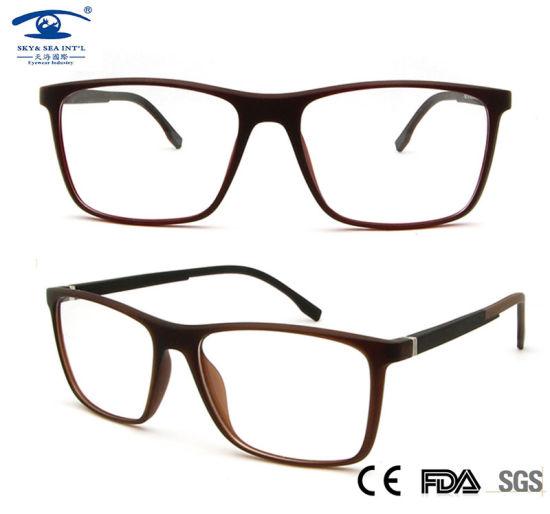 d8c2ef702f52 Latest Design Fashion Glasses Tr90 Optical Frame Eyeglass Eyewear (MZ17-05)  pictures
