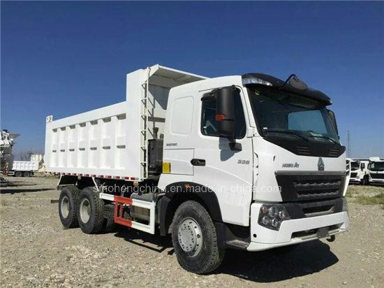 Sinotruk HOWO A7 6X4 336HP Dump Truck