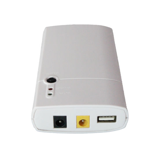 Mini UPS 12V for Oruter, Power Bank for Tablet pictures & photos