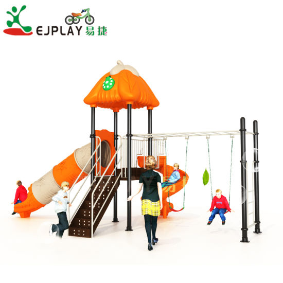 Supplying High Quality Colorful Outdoor Playground for 3 to 12 Years Old Kids