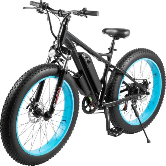Mountain Fat Bike 500W36V12ah pictures & photos