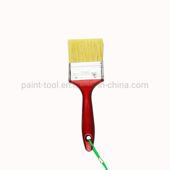 Hot Selling Various Wooden Handle Bristle Paint Brush