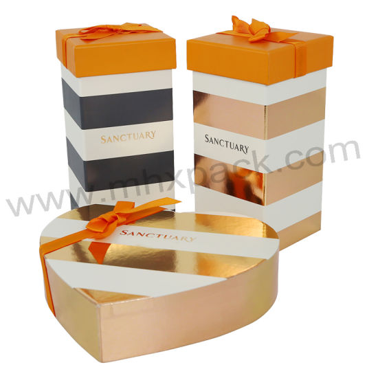New Arrival Cosmetic Packaging Paper Gift Packaging Rigid Box