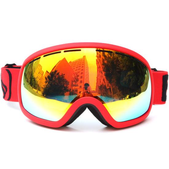 New Fashionable Anti Fog Ski Goggles
