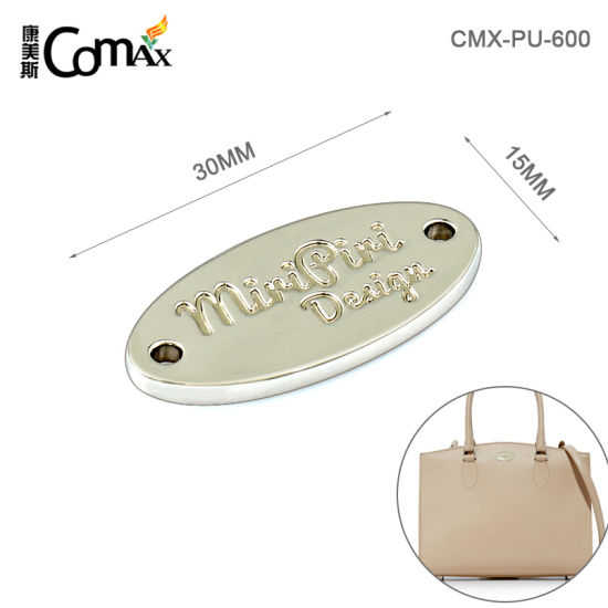 China High Quality Oval with 2 Holes Sew Metal Clothing