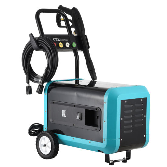 High Pressure Washer for Commercial Use Cleaning Car Induction Motor New Type