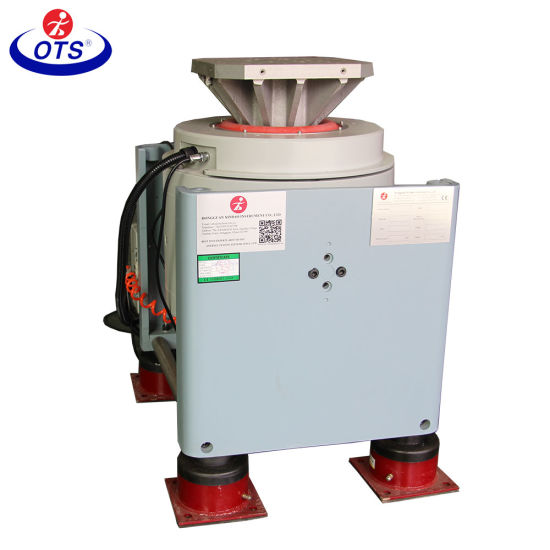 High Frequency Laboratory Vibration Shaker Table for Package Test