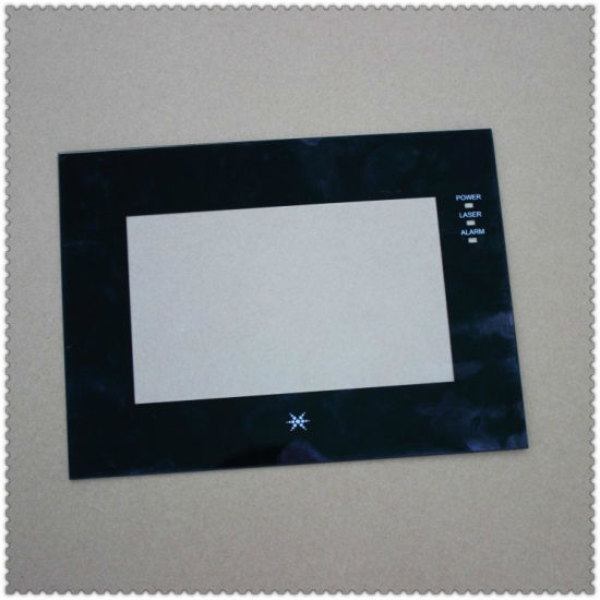 Touch Screen LCD Glass Panel for Elctric Appliance