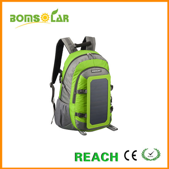 40L Outdoor Travelling Solar Backpack, Traveling Bag