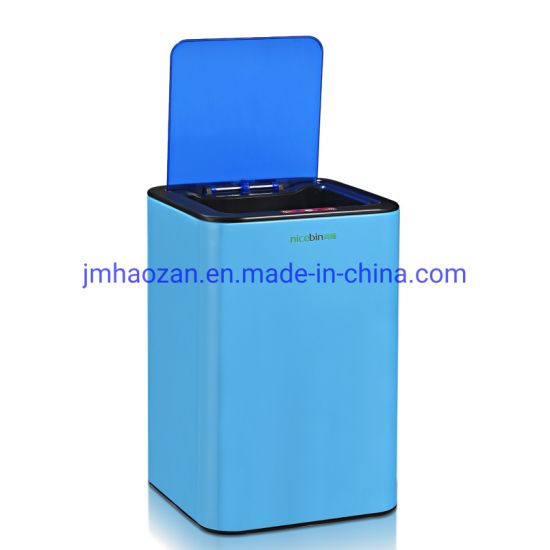 9L Square Automatic Dustbin with Sensor pictures & photos