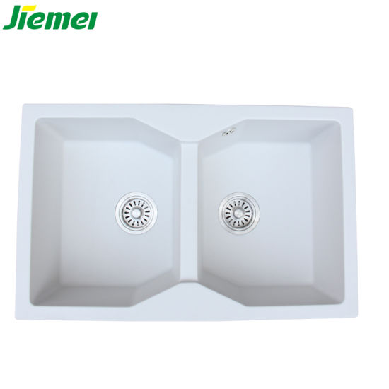 New Style Composite Natural Stone Sink Kitchen Made In China