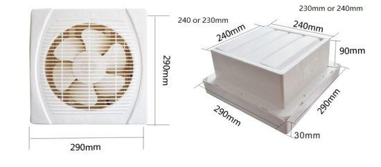 Super China Window Shutter Bathroom Exhaust Fan Kitchen Home Interior And Landscaping Eliaenasavecom