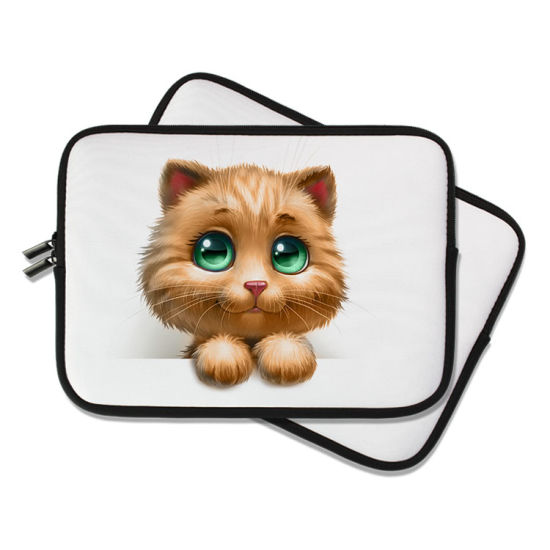 Custom Printed Neoprene Laptop Cases Laptop Bag Laptop Sleeve for MacBook