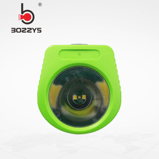 Shock Resistant PC Material Mining Cap Lamp with Water Proof