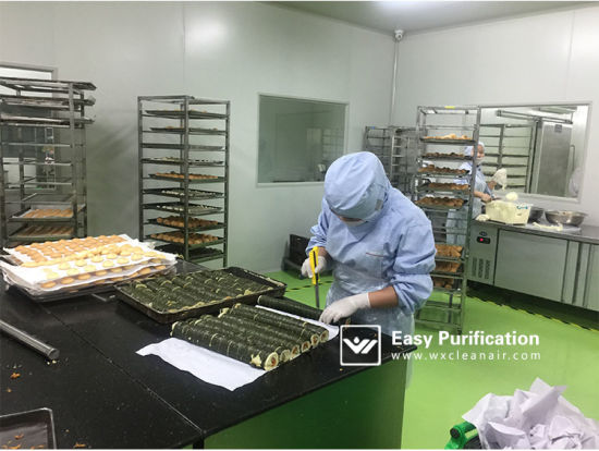 High Quality Cleanroom for Food Industry