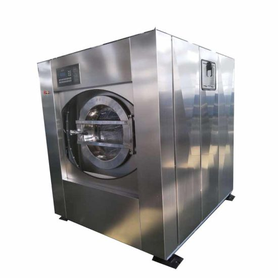 Automatic Electric Industrial Laundry Washing Machine for Hotel and Hospital