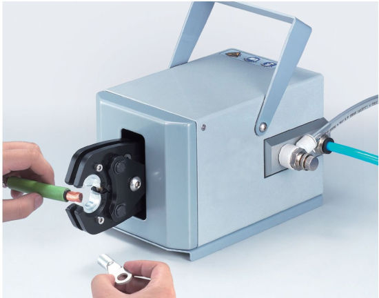 Hc-02 Air Suspension Crimping Machine for All Kinds of OEM Parts Shocks  Crimping Machine