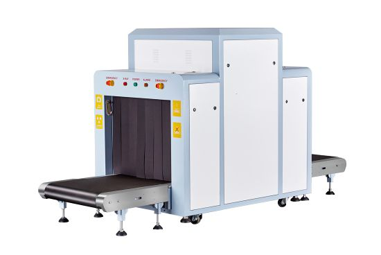 China Abnm-8065c Multi-Energy X-ray Luggage Scanner Baggage ...