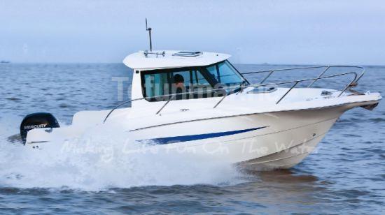 7.62m/25feet Fishing Boat/Fiberglass Boat/Power Boat/Speed Boat/Yacht/Motor Boat/Cabin Boat