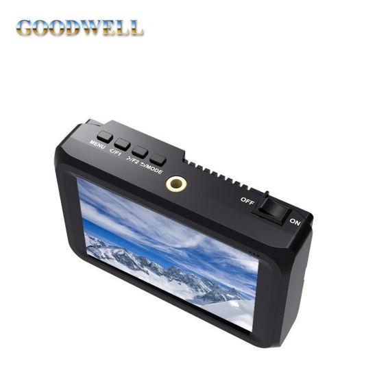 "1280X 800 on Camera 4K IPS Panel LCD Screen SDI Input & Output 4.5"" TFT LCD"