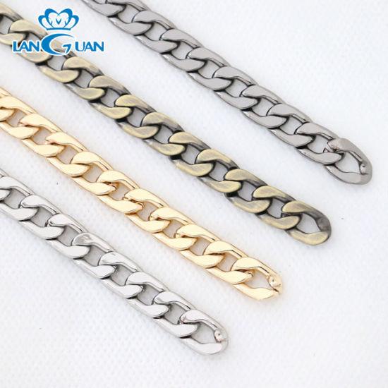 High Quality Bag Accessories Metal Chain