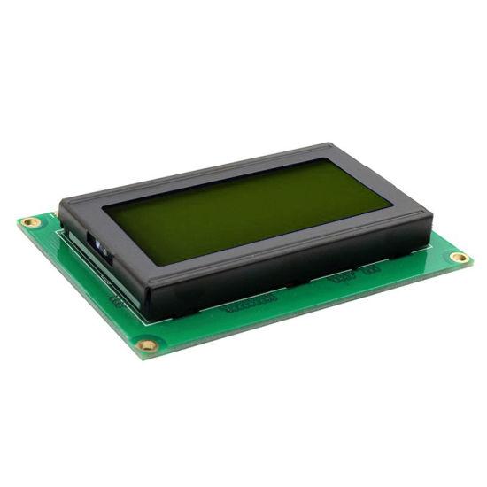 5V LCD 16x4 1604 Character LCD Display Module LCM Yellow Blacklight  Arduino