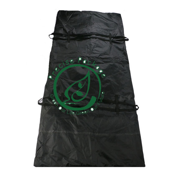 Non Woven Infection Control Adult Dead Corpse Body Bag for Dead Body