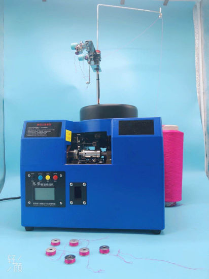 Chinese Factory Coil Winding Machine with Automatic OPP Banding Machine