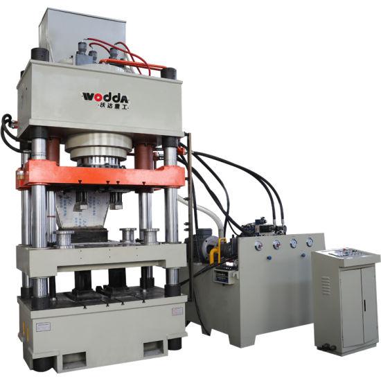 Four Beam and Four Column Salt Brick Machine Hydraulic Press
